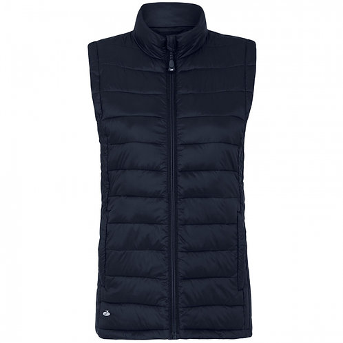 Womens Sports Leisure Whistler Soft Tec Vest - Navy