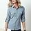 Thumbnail: Ladies Madison Long Sleeve MOQ 5 - Navy