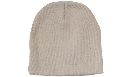 Rolled Down Acrylic Beanie - Pack of 5