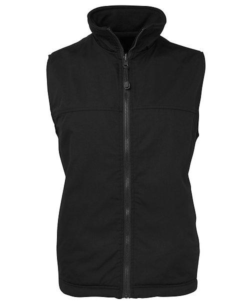 Reversible Vest - Black/Black