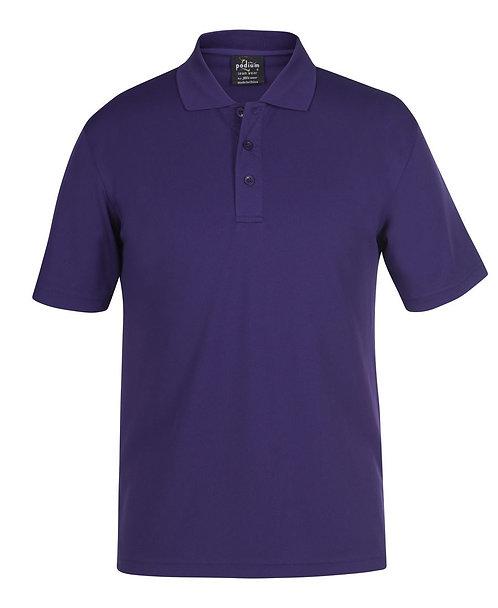 Podium Sport 100 Polo Shirt - Purple