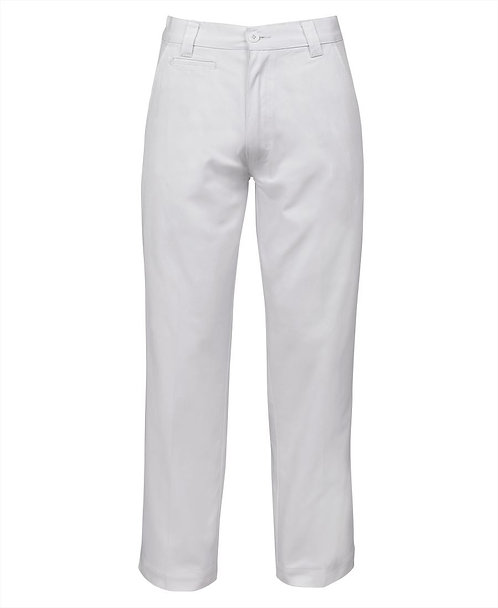 JB's Mercerised Work Trouser - White