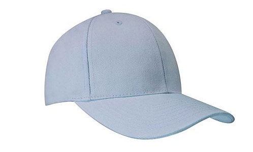 Brushed Heavy Cotton Cap Multiple Colours - MOQ 10