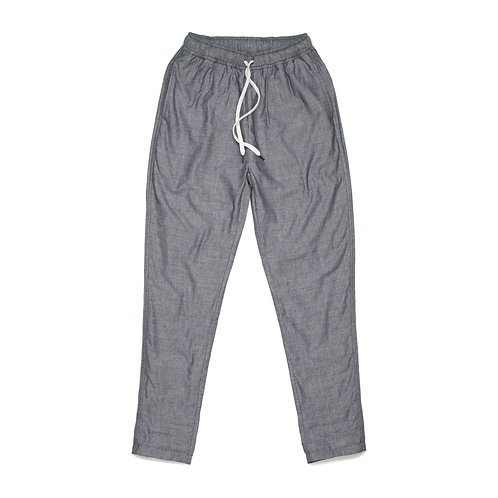 AS 100% Cotton Lounge Pant Steel
