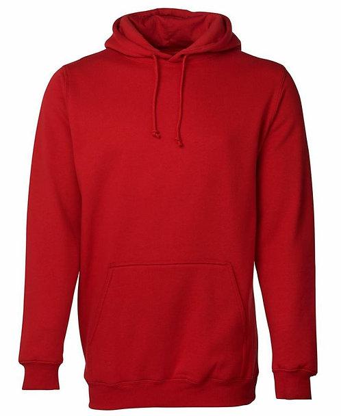 JB's Fleecy Hoodie - Red