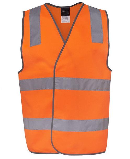 Hi Vis (D+N) Safety Vest - Orange