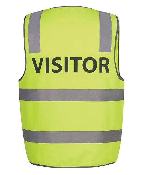 Hi Vis D+N Safety Vest VISITOR