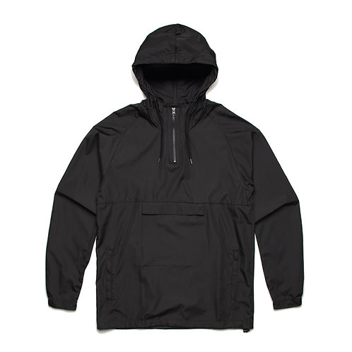 AS Colour Cyrus Windbreaker Black - Available from