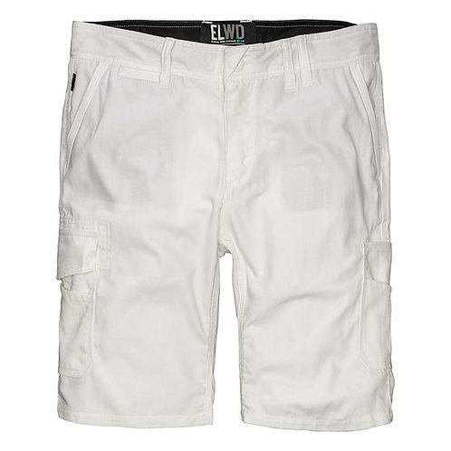ELWD Utility Short - White