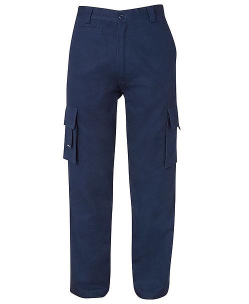 JB's Mercerised Multi Pocket Pant - Navy