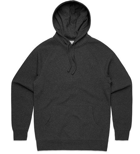 AS Colour Mens Supply Hood Asphalt Marle- Available From