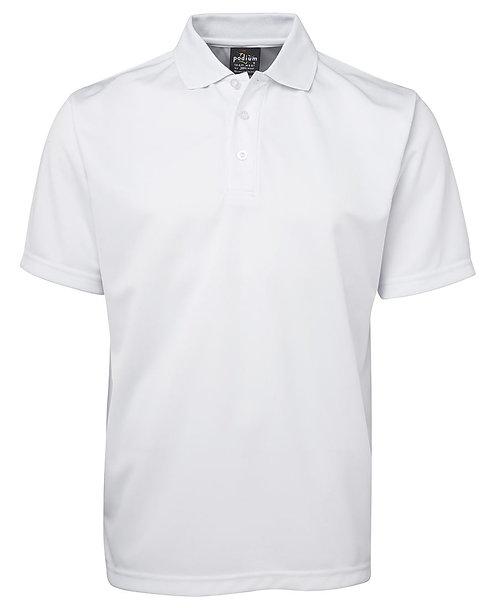 Podium Sport 100 Polo Shirt - White
