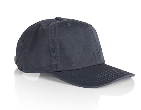 AS Colour James Cap in Petrol Blue - MOQ 5