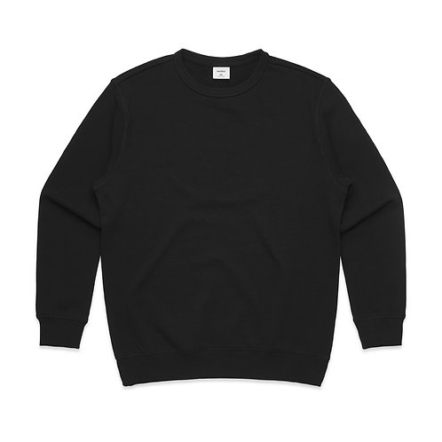 AS Colour Womens Premium Crew - Black