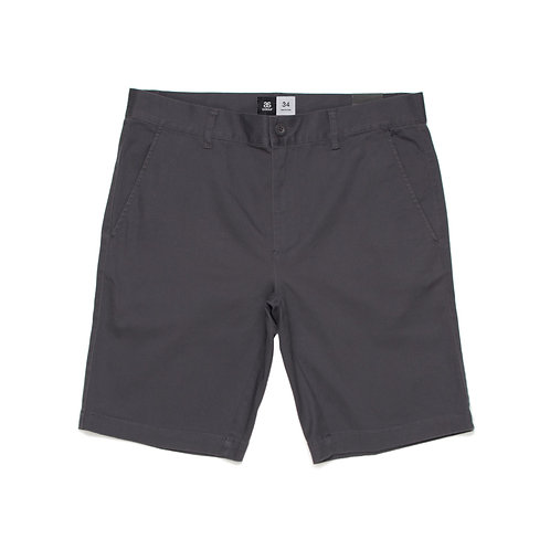 AS Colour Chino Short Charcoal - Available from