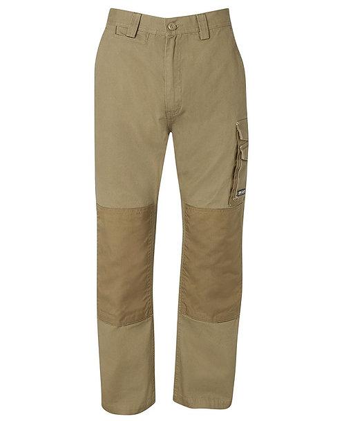 JB's Canvas Cargo Pant - Khaki
