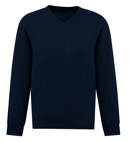 Mens Roma Sweater - Navy