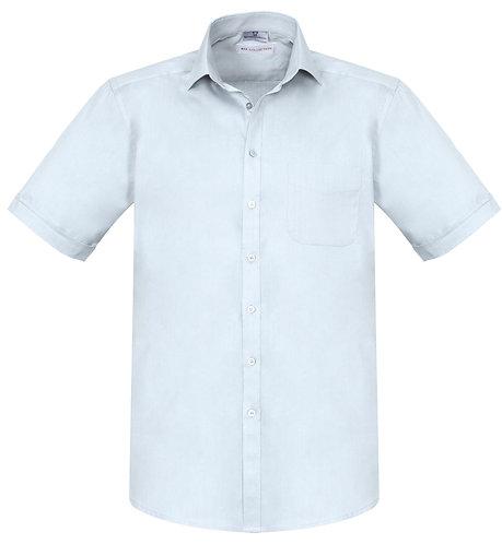 Mens Monaco SS Shirt - White
