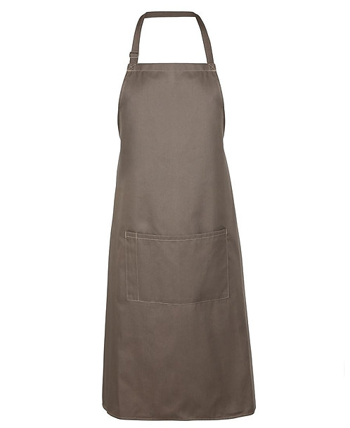 Apron with Pocket - Latte