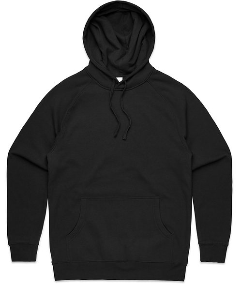 AS Colour Mens Supply Hood Black- Available From