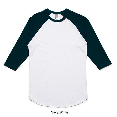 AS Colour Unisex Raglan Tee - Available from