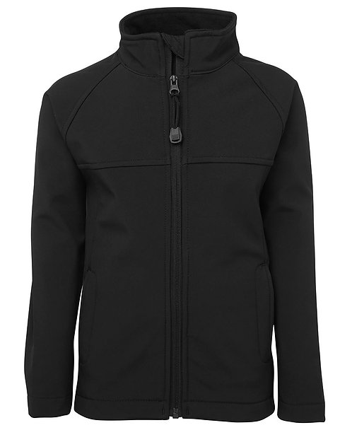 Men's Layer Soft Shell Jacket Black