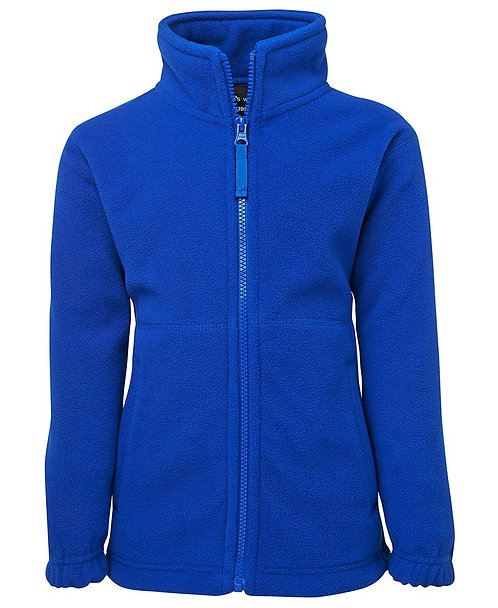 Men's Full Zip Polar Royal