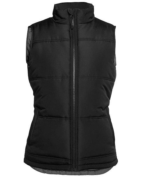 Womens Explorer Vest - Black