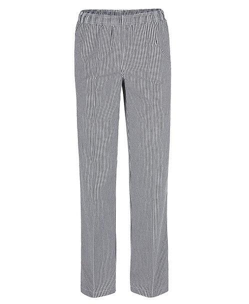 Ladies Elasticated Pant - Check