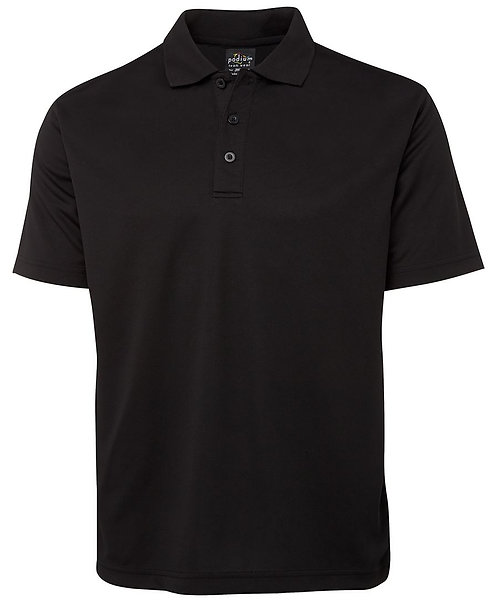 Podium Sport 100 Polo Shirt - Black