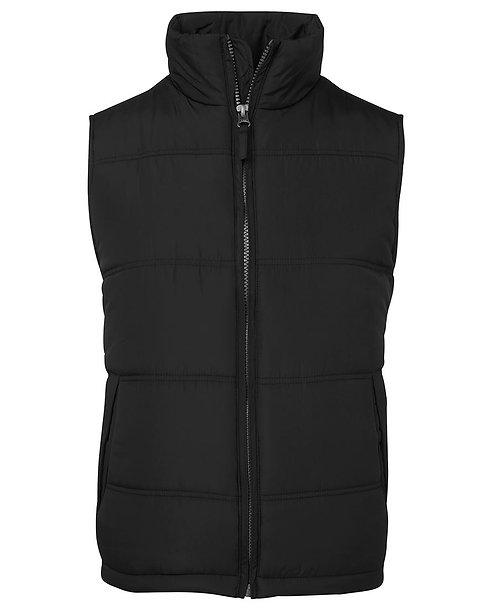 Explorer Vest Black