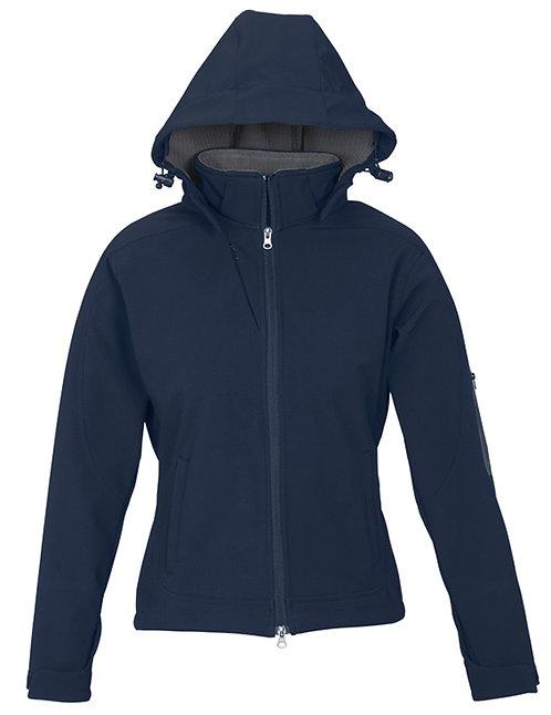 Ladies Summit Jacket - Navy/Graphite