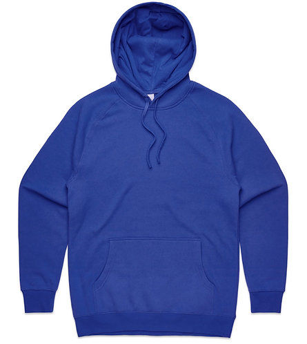 AS Colour Mens Supply Hood Bright Royal - Available From