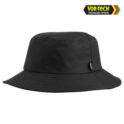 Vortech Bucket Hat - Black MOQ 10
