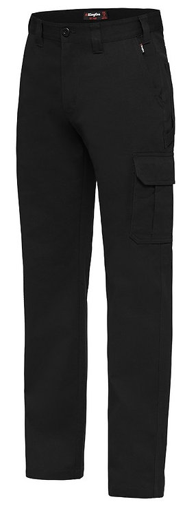 King Gee New G's Workers Pants - Black