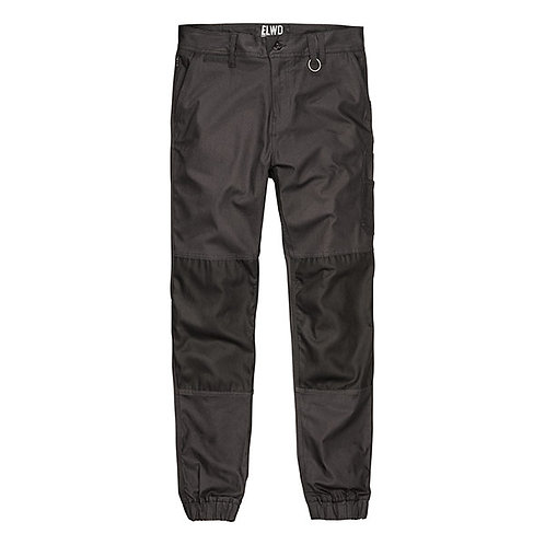 ELWD Cuffed Pant - Black