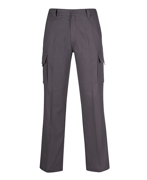 JB's Mercerised Work Cargo Pant 6MP Perfect Fit - Charcoal