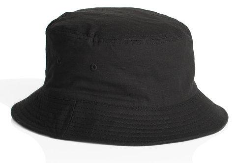 AS Colour Bucket Hat - Black MOQ 5