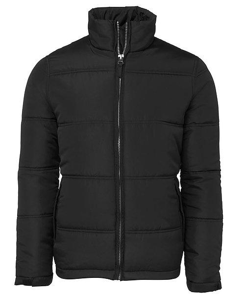 Explorer Puffer Jacket Black