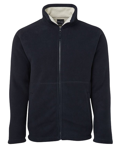 Men's Shepherd Jacket Navy/White