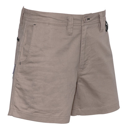 Syzmik Mens Rugged Cooling Short Short -Khaki