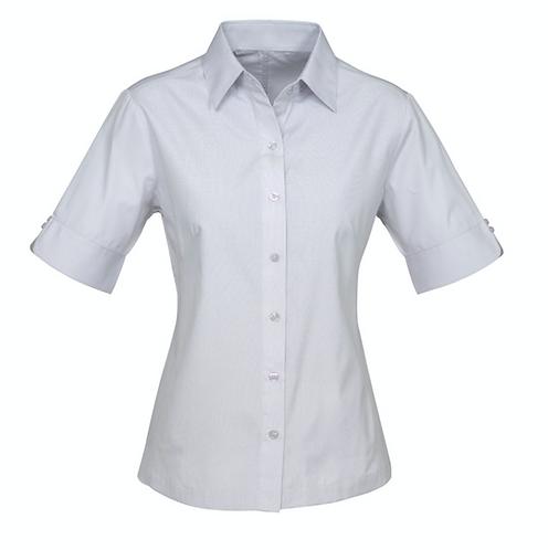 Womens Ambassador Shirt - Silver Grey