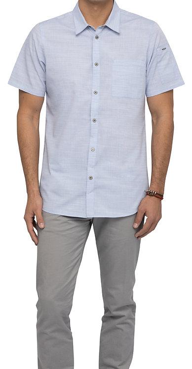 Mens Hamilton Shirt- Blue
