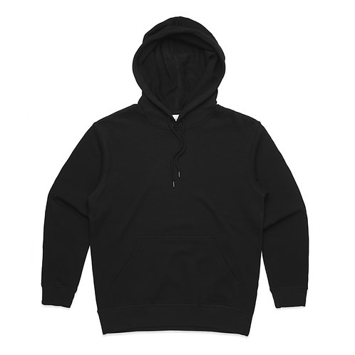 AS Colour Womens Premium Hood - Black