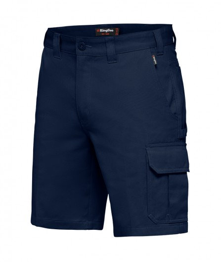 King Gee New G's Worker Short - Navy