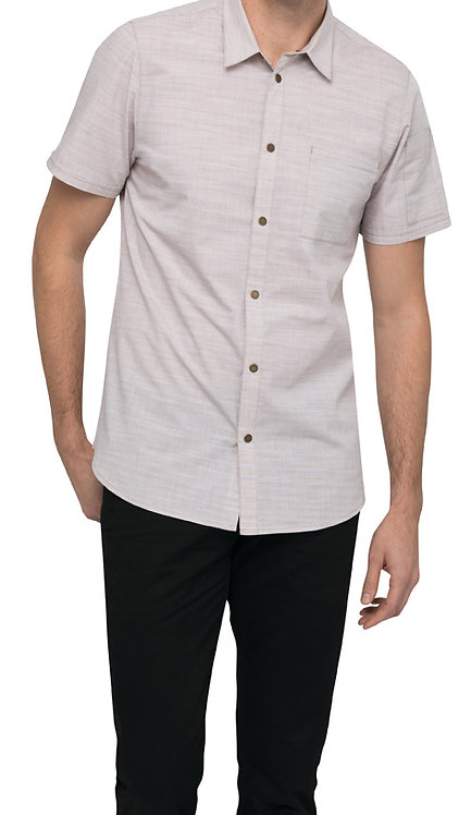 Mens Hamilton Shirt- Taupe