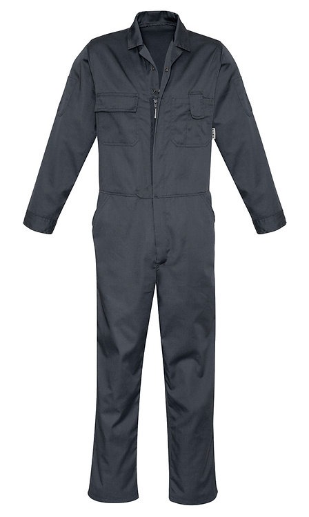 Mens Service Overall - Charcoal