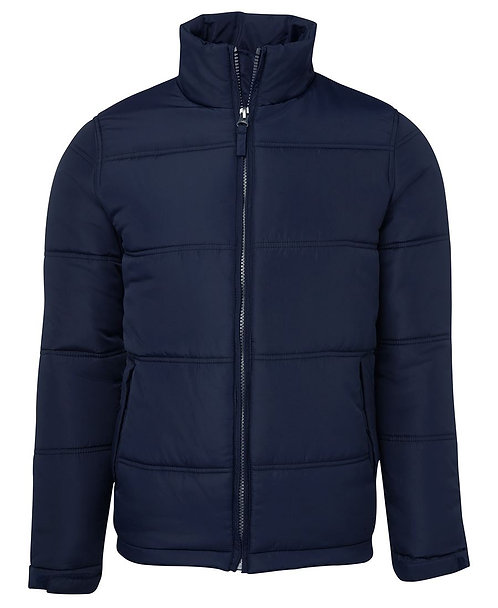 Explorer Puffer Jacket Navy