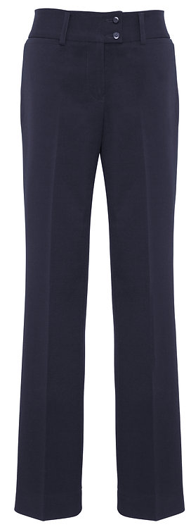 Womens Perfect Fit Pant Type C - Navy