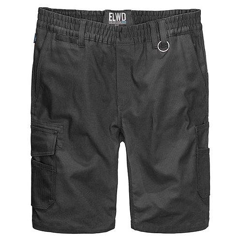ELWD Elastic Utility Short - Black